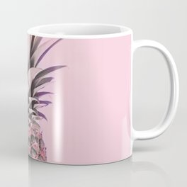 Pink Pineapple Coffee Mug
