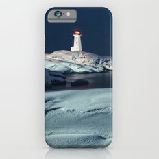 Painted in Snow iPhone 6s Slim Case