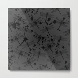 Anisoptera Metal Print
