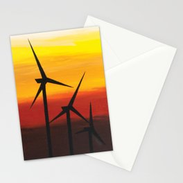Two Windmills Stationery Cards