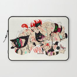 Wolfmother Laptop Sleeve