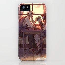 Nightclass iPhone Case