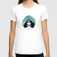snow white T-shirts featuring Snow White by Serena Rocca