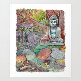 Sacred Spaces Art Print