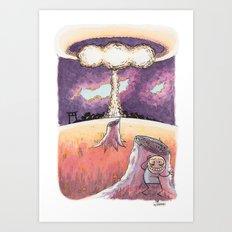 Nuke Art Print