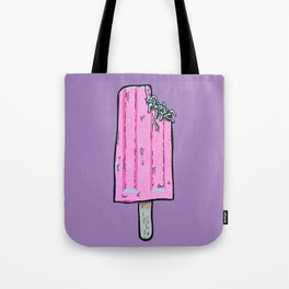 Maggot Pop Tote Bag