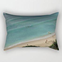 Surf Life Rectangular Pillow