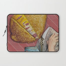 Grilled Cheese Love No. 28 Laptop Sleeve