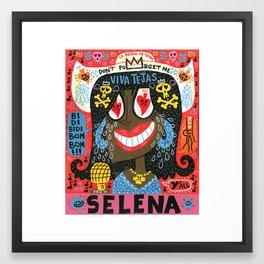 Tex Mex Super Nova! Framed Art Print
