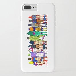 Superhero Butts - Power Couple iPhone Case
