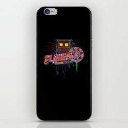 "El Huervo ""Logo"""" iPhone Skin"