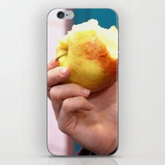 Bite the apple iPhone & iPod Skin