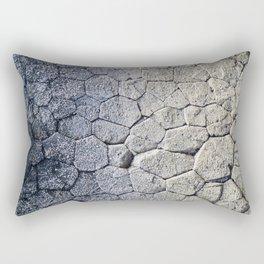 Nature's building blocks Rectangular Pillow