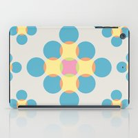 circles iPad Cases featuring Circles by LightCircle