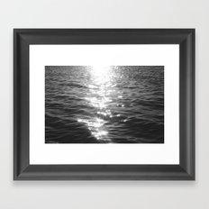 NATURE'S SPARKLE Framed Art Print