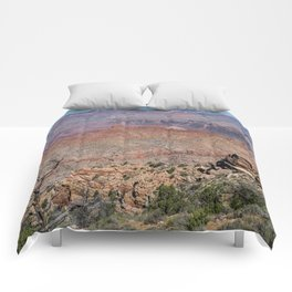 Grand Canyon South Rim Comforters