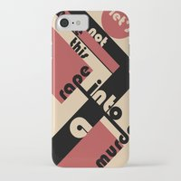 bauhaus iPhone & iPod Cases featuring Bauhaus by Disfigured Circumstance