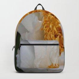Open Hearted Peony Backpack