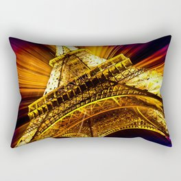 SUPERNOVA EIFFEL II Rectangular Pillow