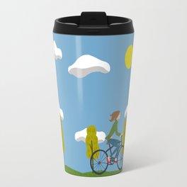 Bike Girl Travel Mug