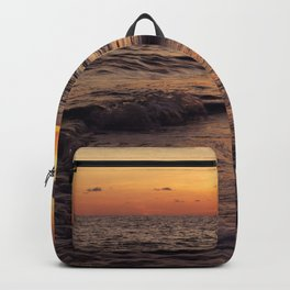 Tide Coming In Backpack