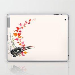 improbable beautiful and afraid of nothing Laptop & iPad Skin