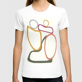 Colorful Flow III T-shirt