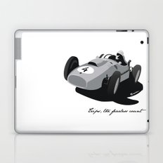 Fearless Count Black & White Laptop & iPad Skin