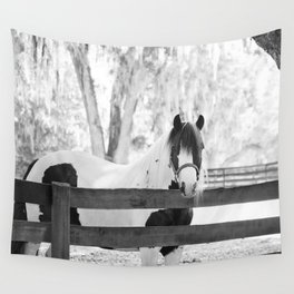 Gypsy Vanner Beauty Wall Tapestry