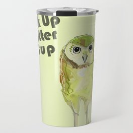 Look up butter cup Travel Mug