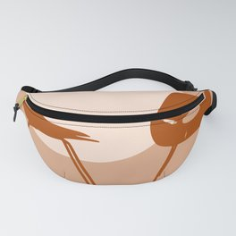 Mid-century chairs Fanny Pack