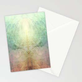 ABSTRACTION no6-B Stationery Cards
