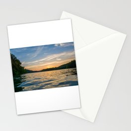Lake Sunset, Dale Hollow Stationery Cards