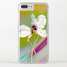 Sense and Sensibility Clear iPhone Case