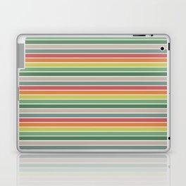 Vintage stripes Laptop & iPad Skin