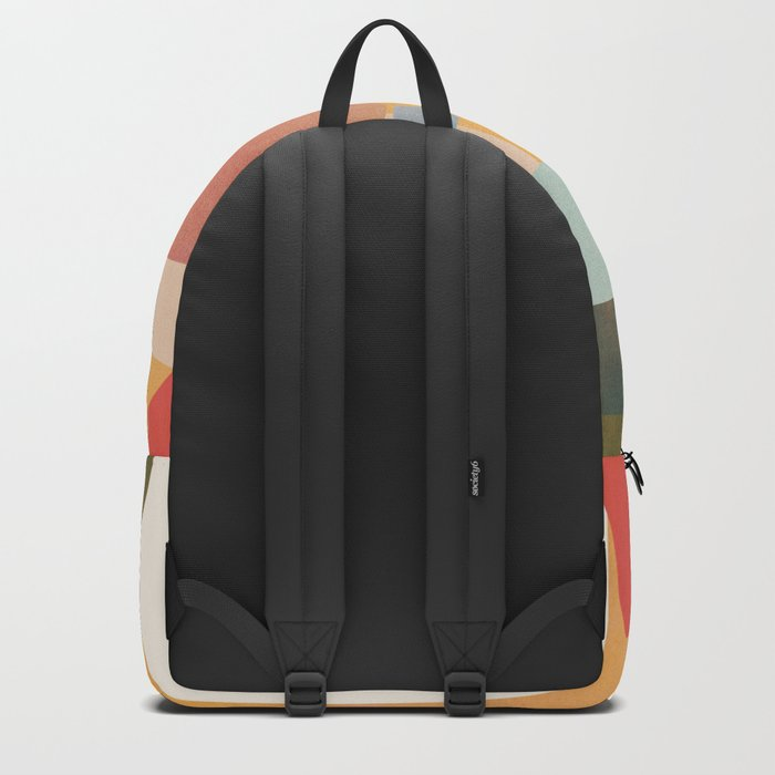 Modern Abstract Art 70 Backpack