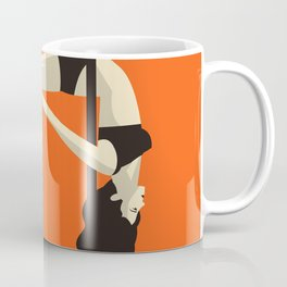 pole dancer Coffee Mug