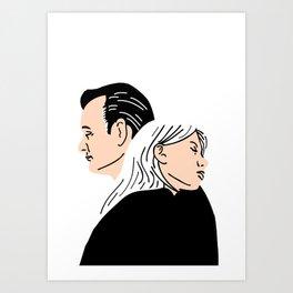 Strange Love: Lost in Translation Art Print