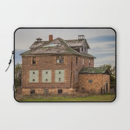 St. Clement School, Haymarsh, North Dakota Laptop Sleeve