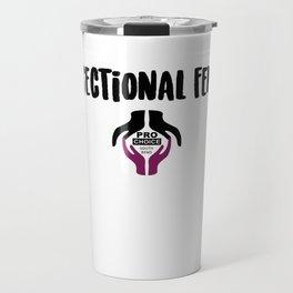 Intersectional Feminist - Design 2 Travel Mug