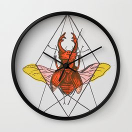Fuerza Wall Clock
