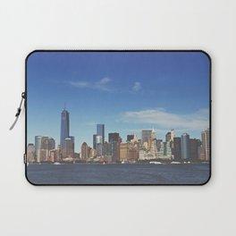 Manhattan Skyline Laptop Sleeve