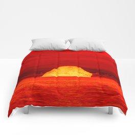 Lava Ball Comforters