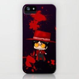 Chibi Alucard iPhone Case