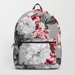 Flora temptation - twilight Backpack