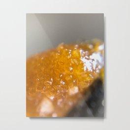 Durban Poison Sugar Wax Metal Print