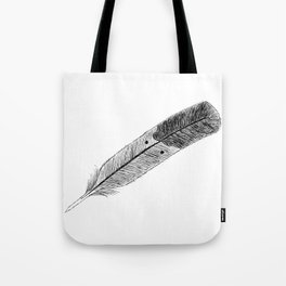 Lost in Flight Tote Bag