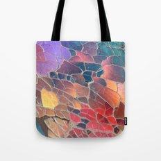Shattered Prism Tote Bag