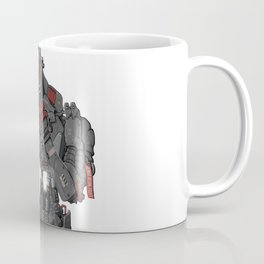 Fighter_The Red Coffee Mug