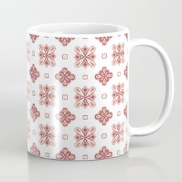 Fancy Tiles Coffee Mug